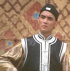 Maître SUN Fa dans le rôle de Ha Er Ci dans le film South Shaolin Master