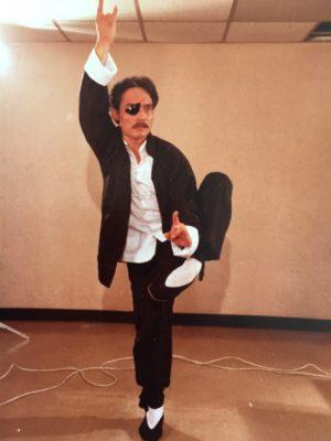"""Maître SUN Fa, acteur et chorégraphe de Kung Fu enseigne à """"Tian Long"""", Lyon"""