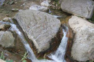 Energie de l'eau présente dans les pratiques chinoises enseignées à TIAN LONG à Lyon1